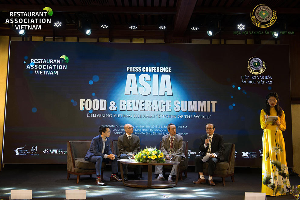 Sự kiện Asia Food and Beverage Summit