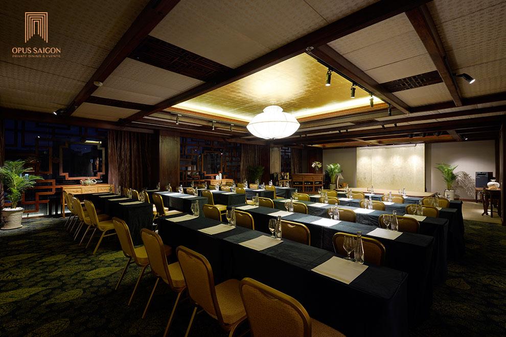 Phòng họp, hội nghị cao cấp