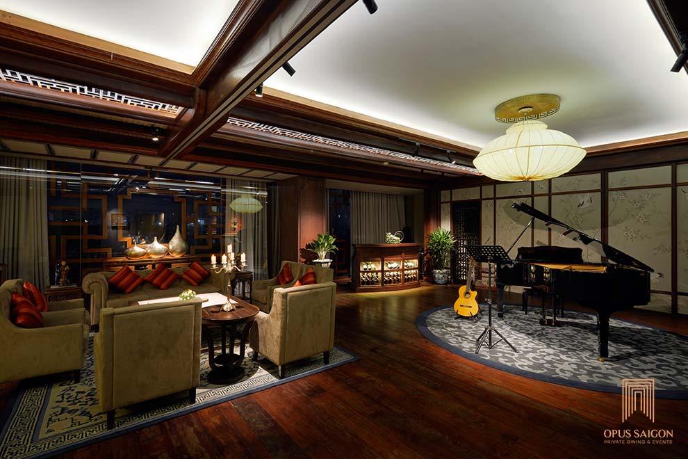 Khu vực lounge