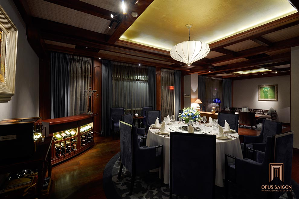 Sapphire Private Dining Room