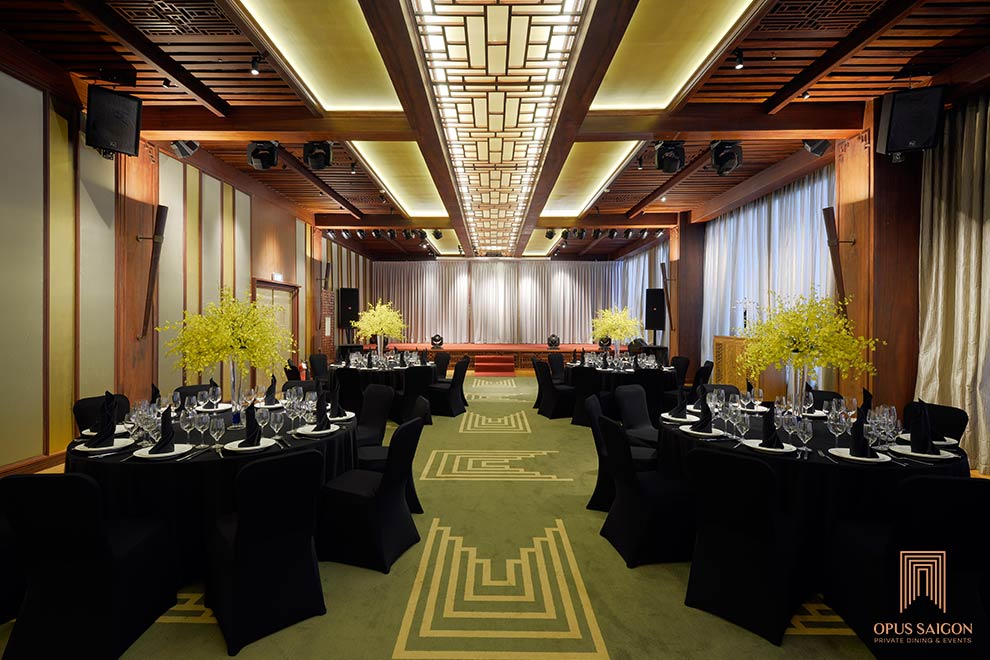 The King Banquet Room