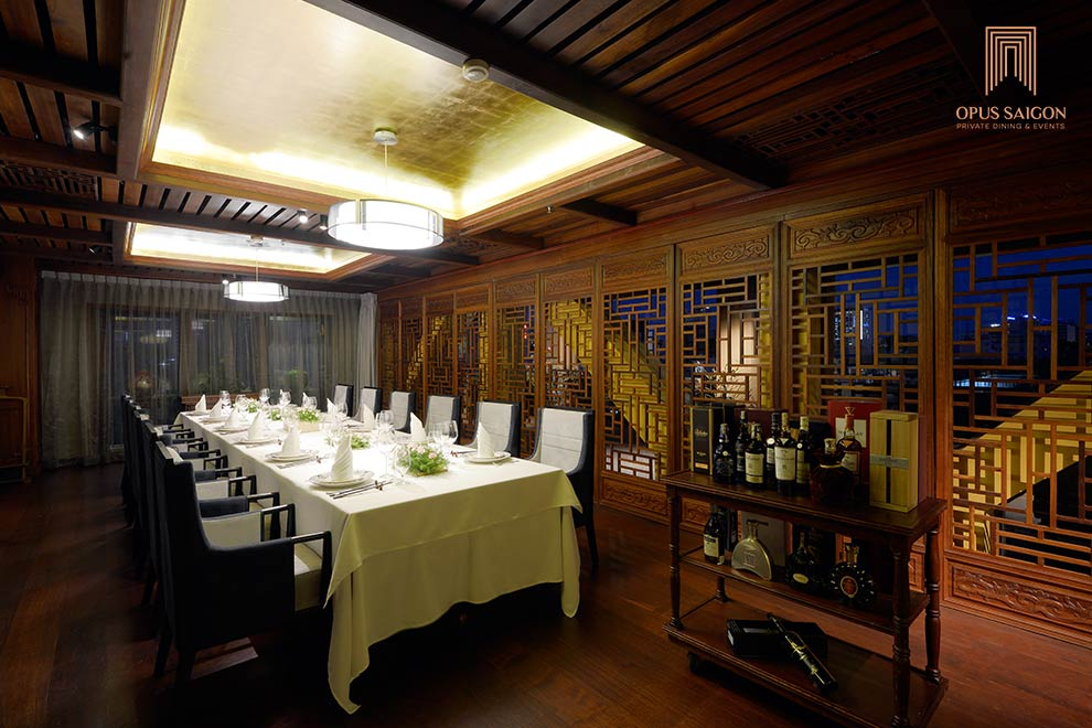 The Sun Private Dining Room
