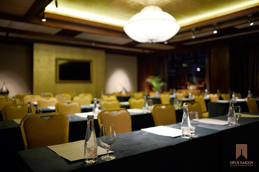 Luxury meeting at Opus